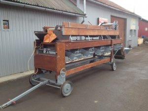 Masina de sortat cartofi Landco